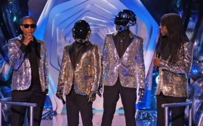 """Nile Rodgers Co-Wrote Daft Punk's """"Get Lucky"""" After a Cancer Diagnosis"""