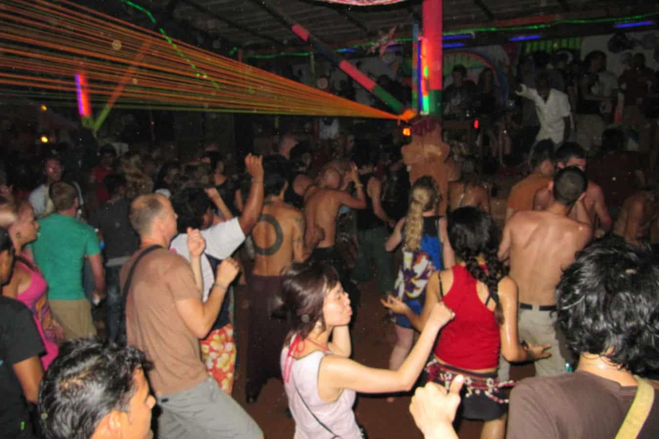 Anjuna Beach Party Evade