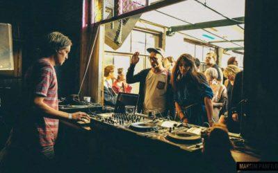 Video from Raid of Moscow DIY Nightclub Rabitza Surfaces