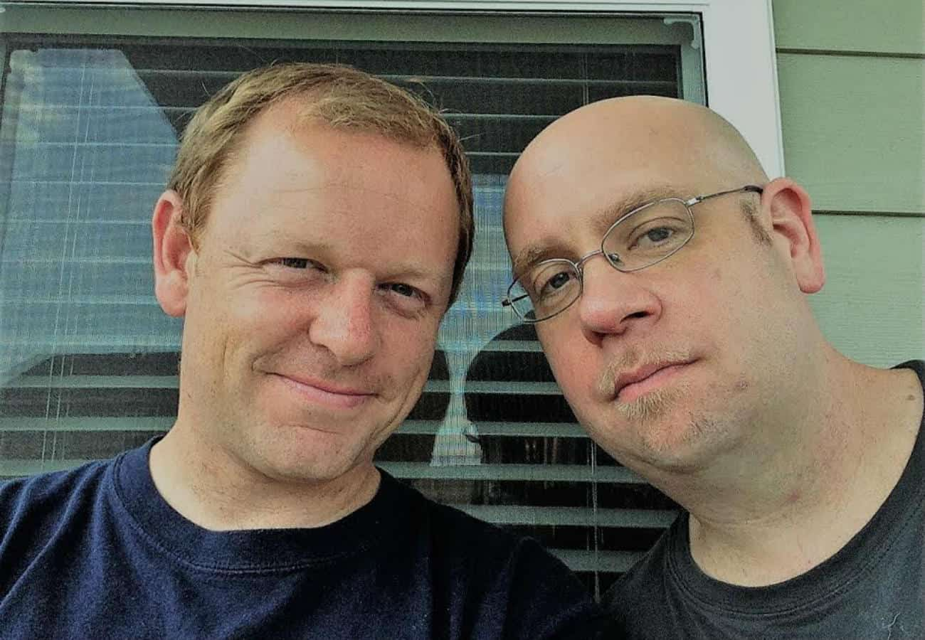 Chris Sterio and Sean McClellan Bridge the Pond on Grace EP