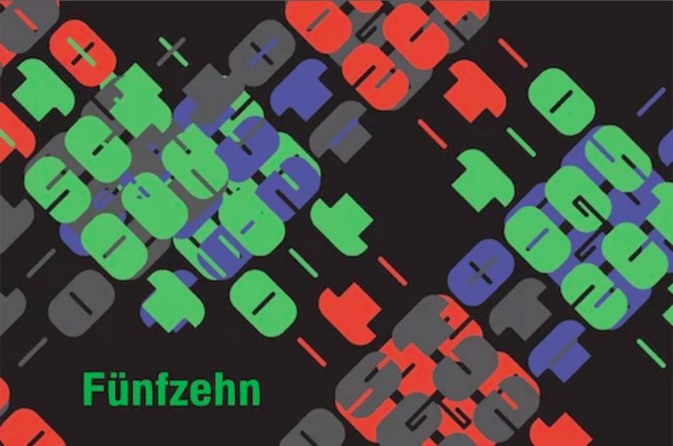 Ostgut Ton Fünfzehn graphic