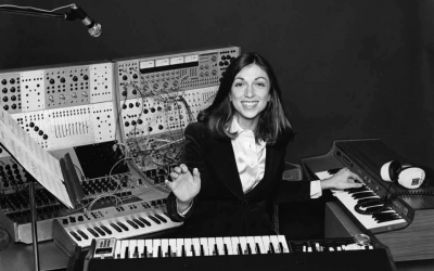 Suzanne Ciani Scores Short Film with New Moog Synthesizer, The Subharmonicon