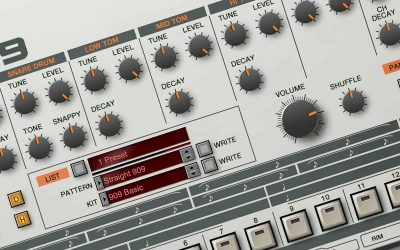 Celebrating 37 Years of the Roland TR-909