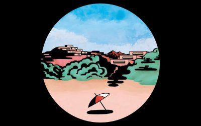Huerta Inaugurates New Label, Leizure, with 3-Track Minimal EP, Dog At Sea