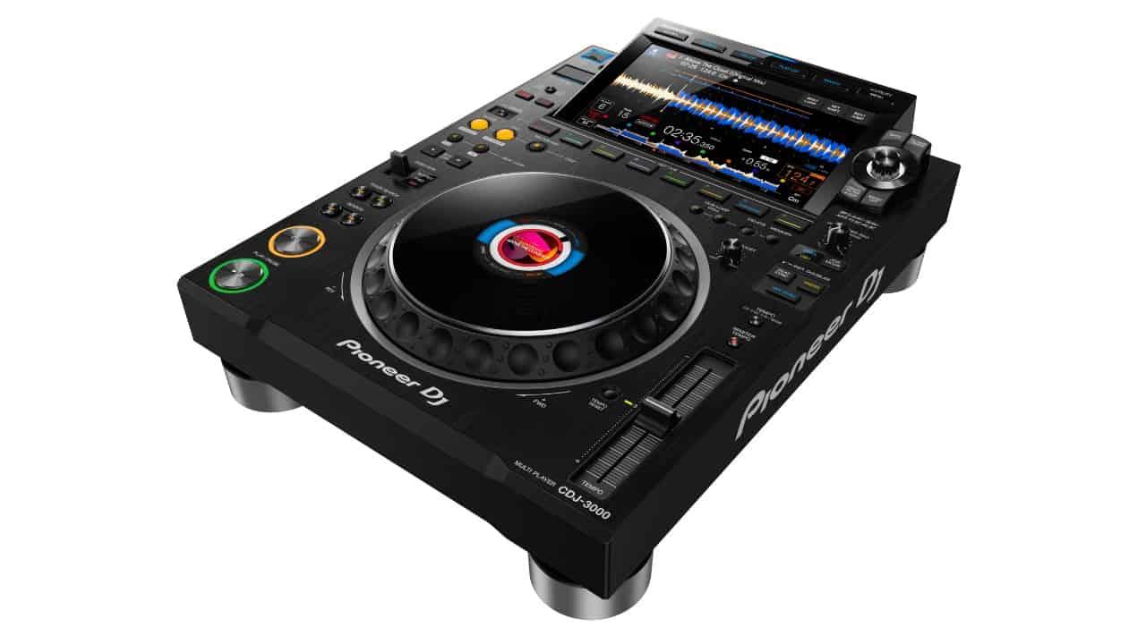 Pioneer DJ Releases the CDJ-3000