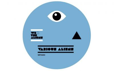 We R The Aliens' Sophomore Release Showcases Otherworldly House Sound