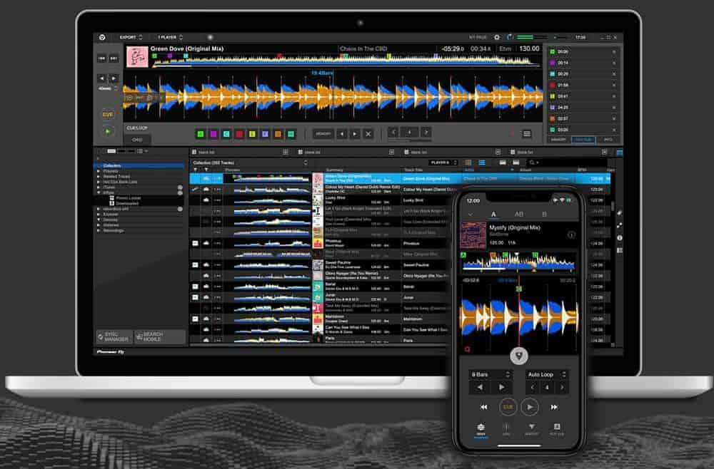 Pioneer DJ Rekordbox.