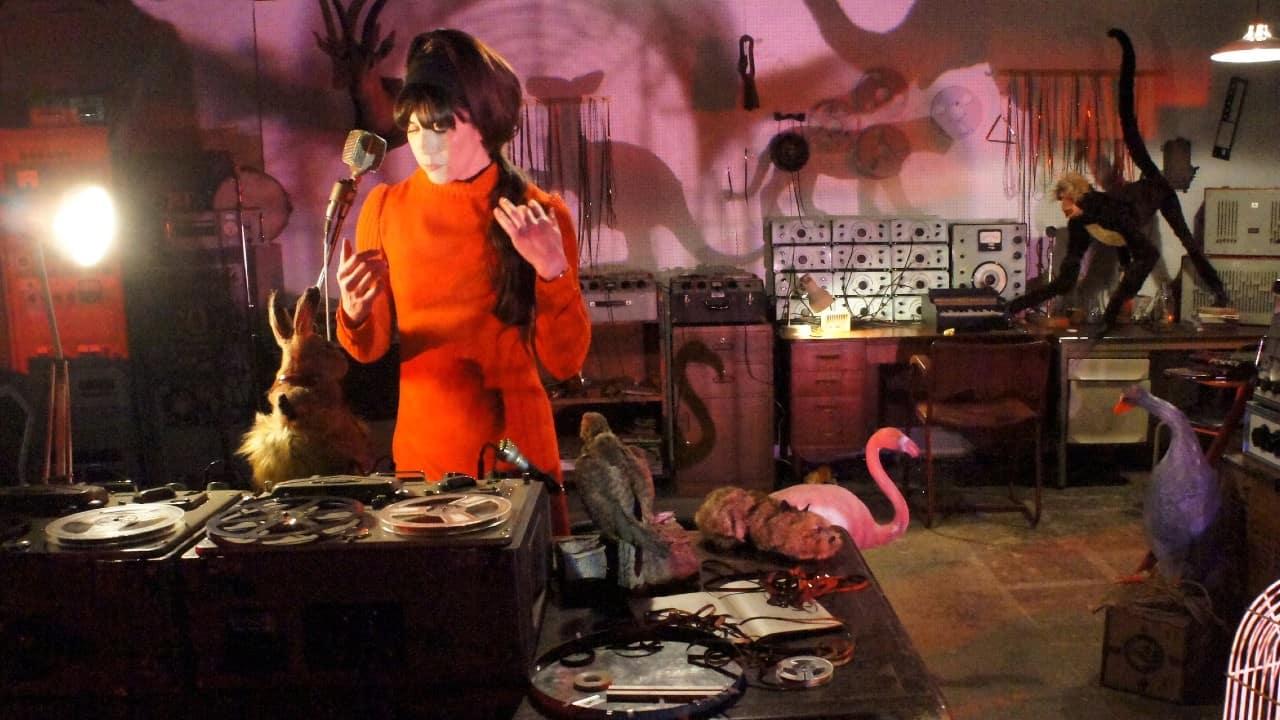 Delia Derbyshire documentary still Zopf PR