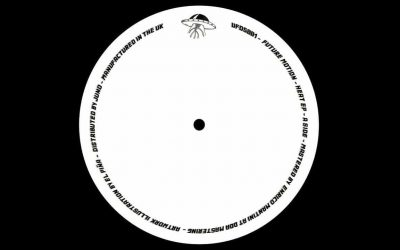 Future Motion's Heat EP on UFO Series Fuses Minimal House and Breakbeat