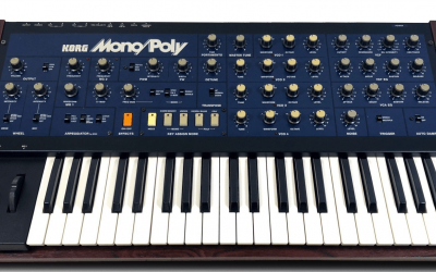 Behringer to Begin Production of Korg MonoPoly Replica