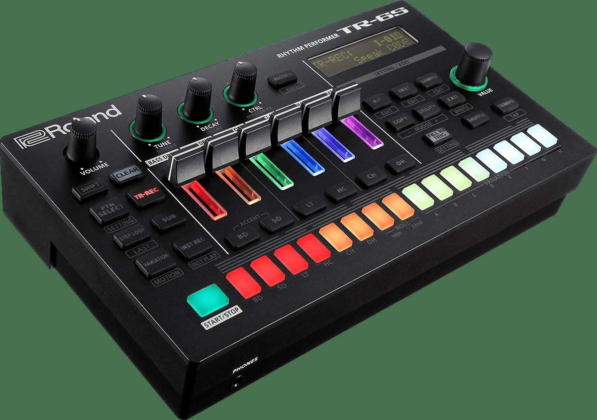 Roland Announces the TR6-S, Boutique TR-06 and TR-606 Software Rhythm Composer