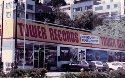 14 Years After Closing, Tower Records Returns as Online Store