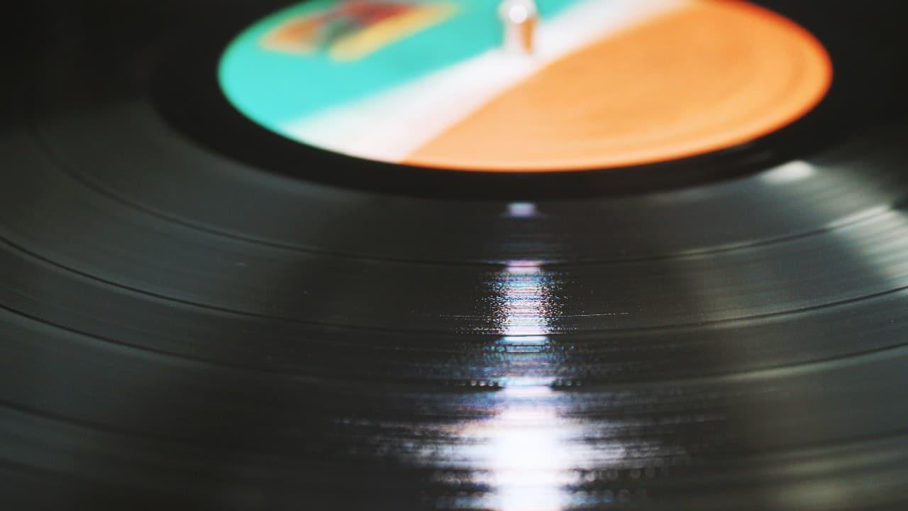 Vinyl record Jack Hamilton