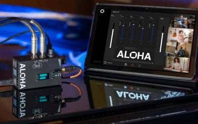 "Elk Audio's 5G-Ready Aloha Lets Musicians ""Play Together from Anywhere"""