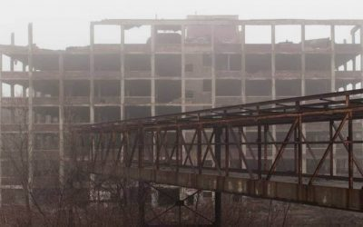 Tresor Founder's Detroit Club a No-Go After Packard Plant Goes on Sale
