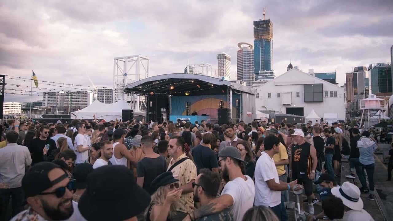 Beacon Festival in Auckland