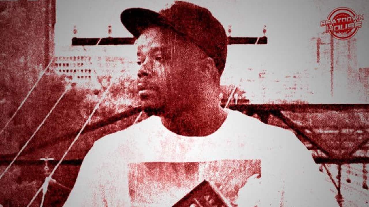 DJ Clent reddish sepia tone