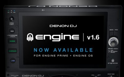 Goodbye Flash Drives? Denon DJ Brings Dropbox Streaming to Engine Prime 1.6
