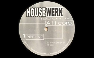 Regis and Female Rerelease First EPs from Downwards Imprint Housewerk