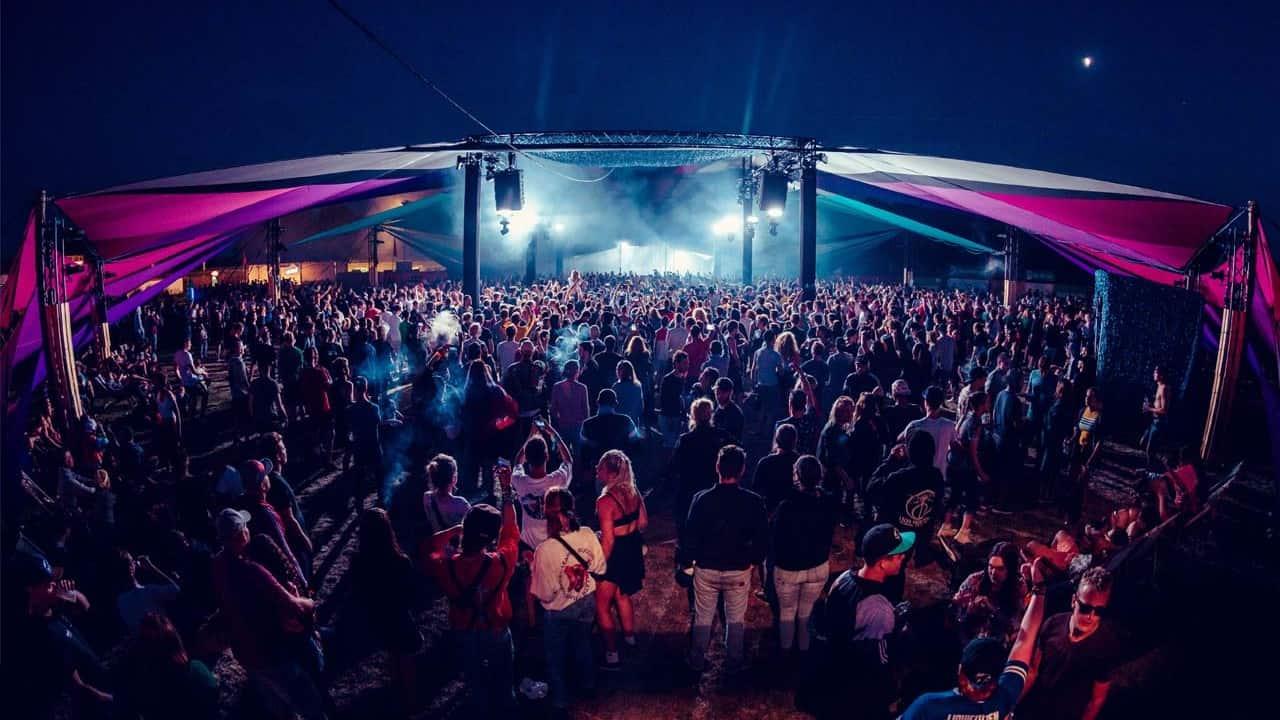Liquicity festival crowd shot