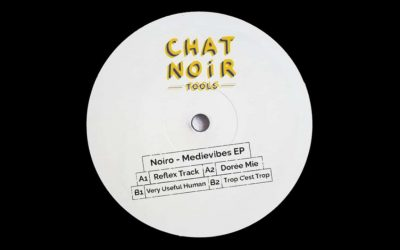 Noiro to Release Medievibes EP via Chat Noir