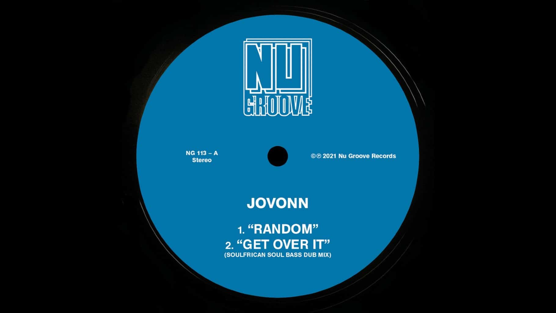 Nu Groove Records Jovonn Deetron