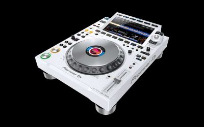 Pioneer CDJ-3000 Firmware Update 1.08 Features Full Track Caching And KUVO Support