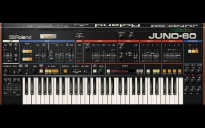 Roland's Iconic JUNO-60 is Now Available in Roland Cloud