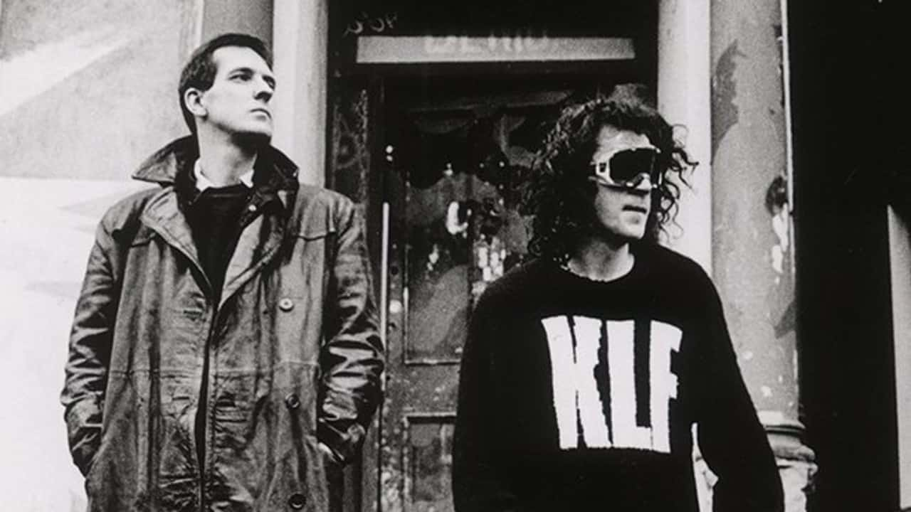 The KLF black and white
