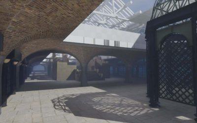 Tobacco Dock Announces Virtual Reality Club Space