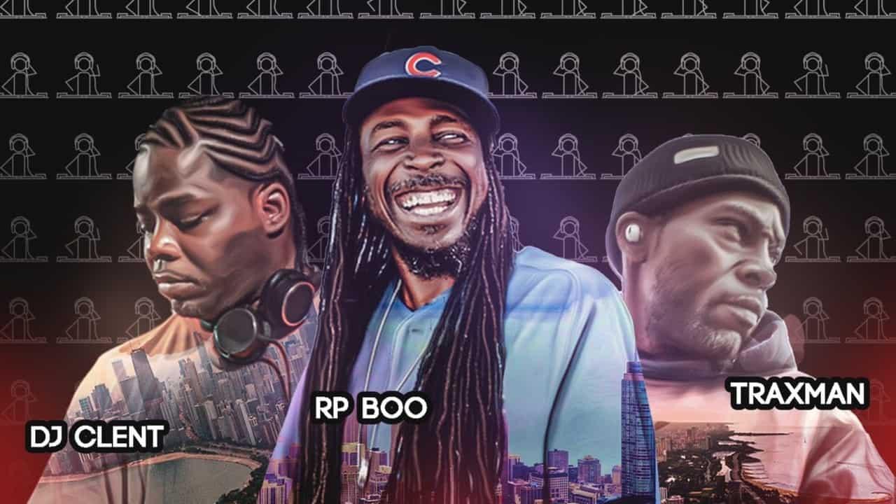 Traxman RP Boo DJ Clent