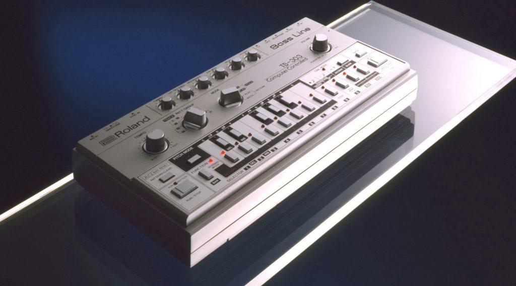Original Advertisement Roland TB-303 Bassline.