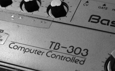 Twisted Bass Line: The Misuse of the Roland TB-303