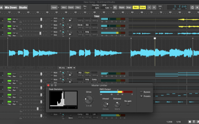 Bremmers Audio Design Releases MultitrackStudio, The First DAW To Support MIDI 2.0