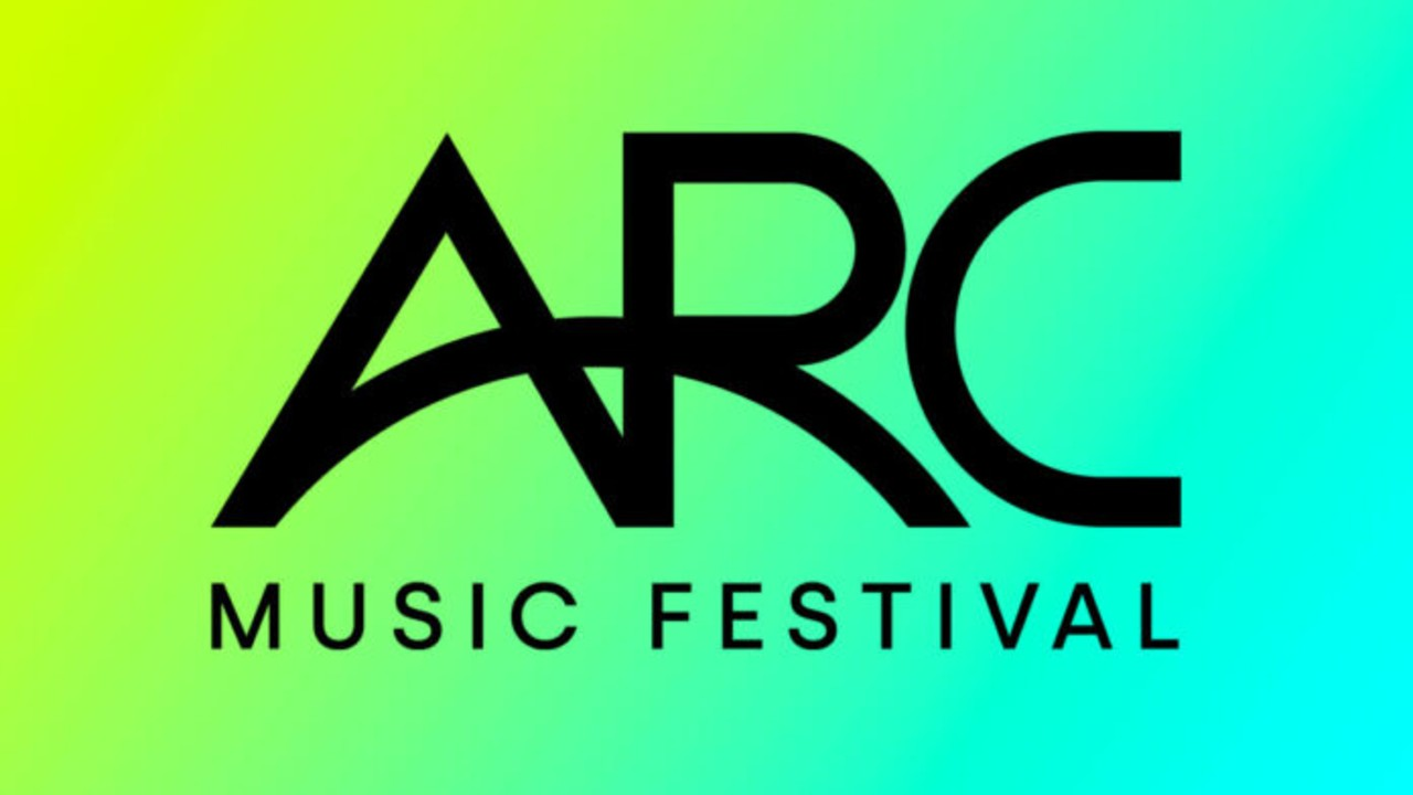 ARC Music Festival green teal