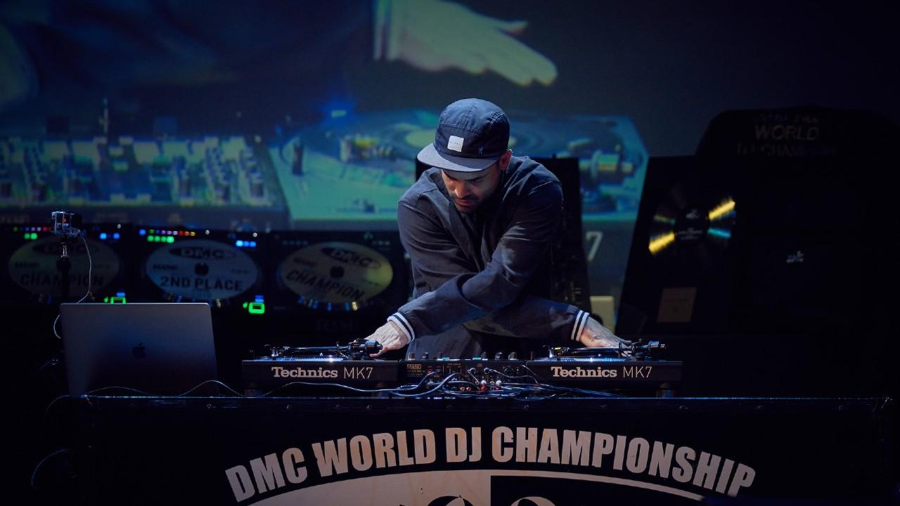 DJ Skillz DMC World DJ Championships