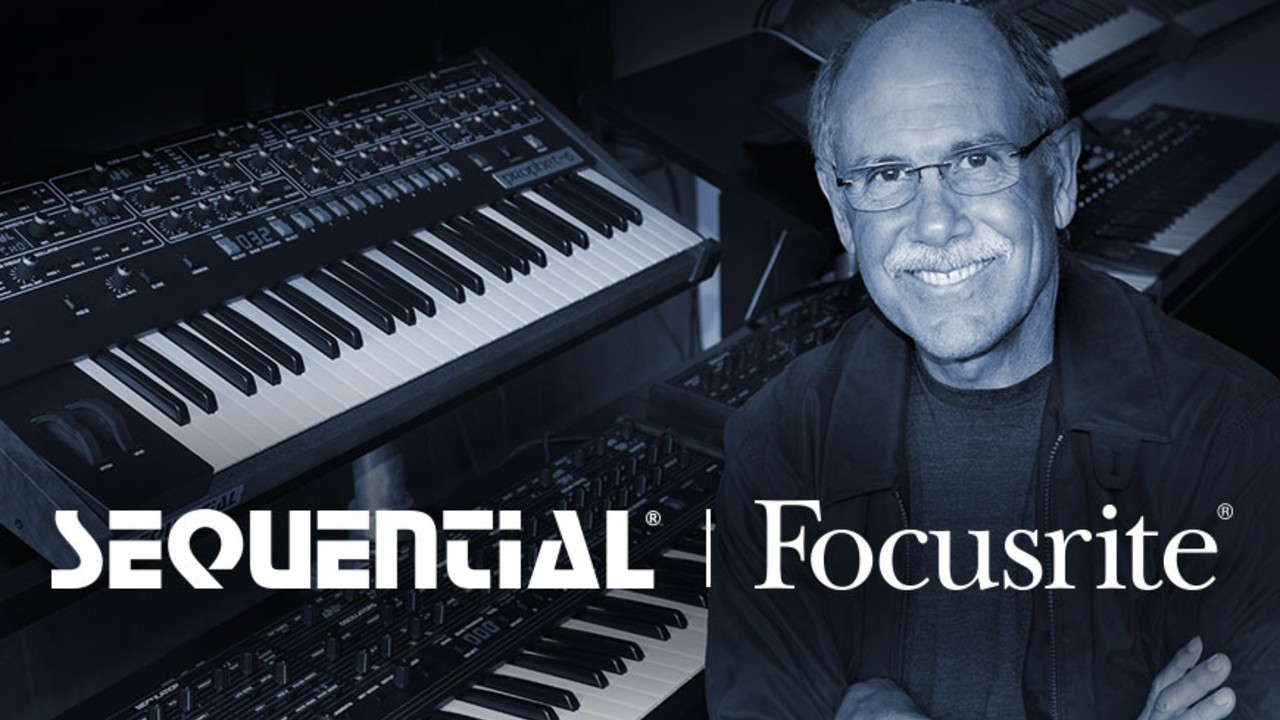 Dave Smith Sequential and Focusrite