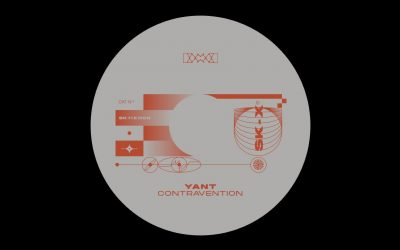 Yant Releases Contravention EP on SK_eleven