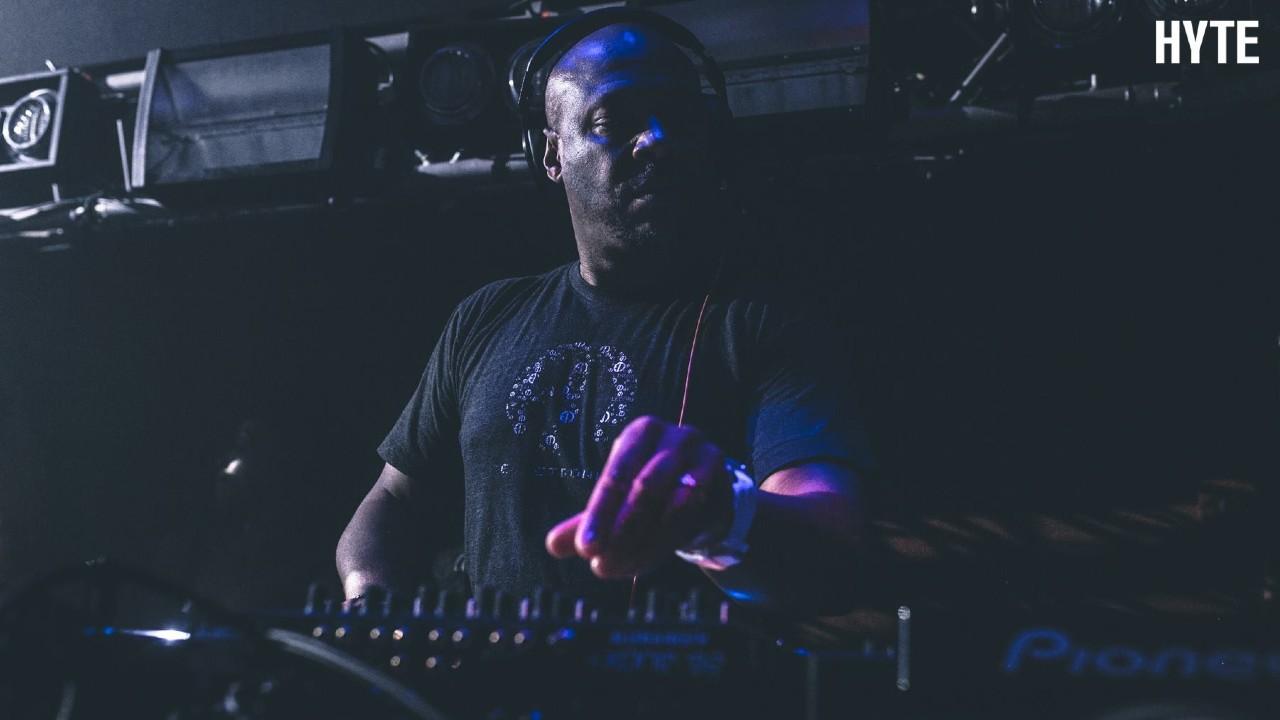 Robert Hood DJ HYTE