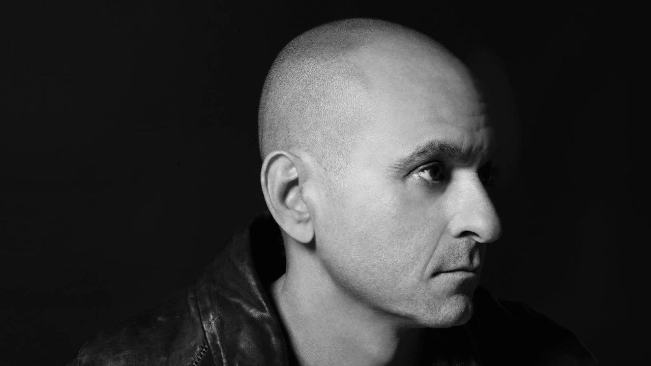 Victor Calderone black and white