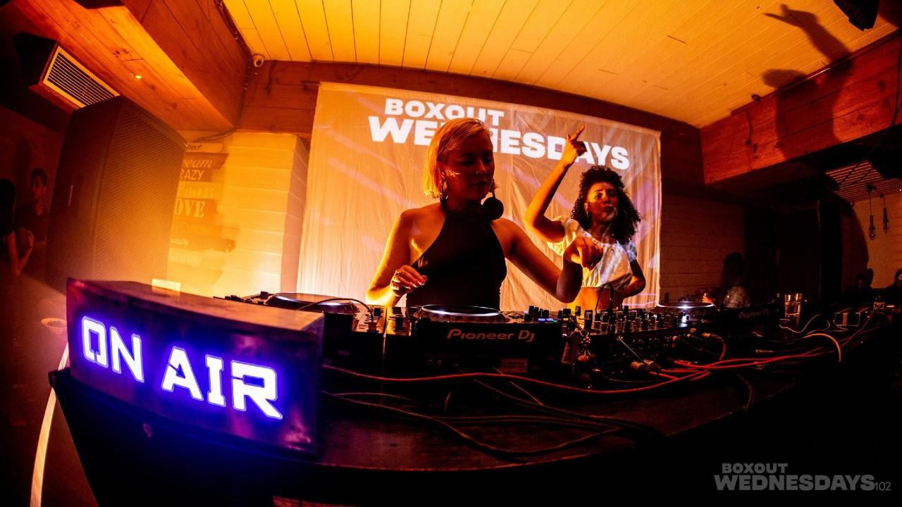 DJ boxout.fm Boxout Wednesday