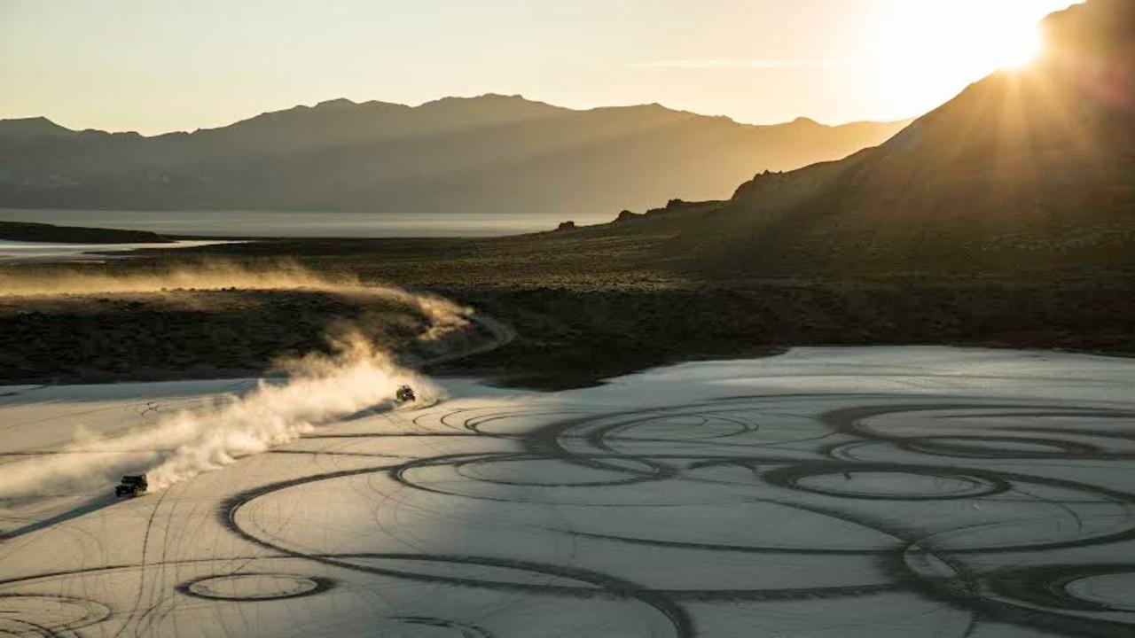 Burning Man Black Rock Desert secret playa
