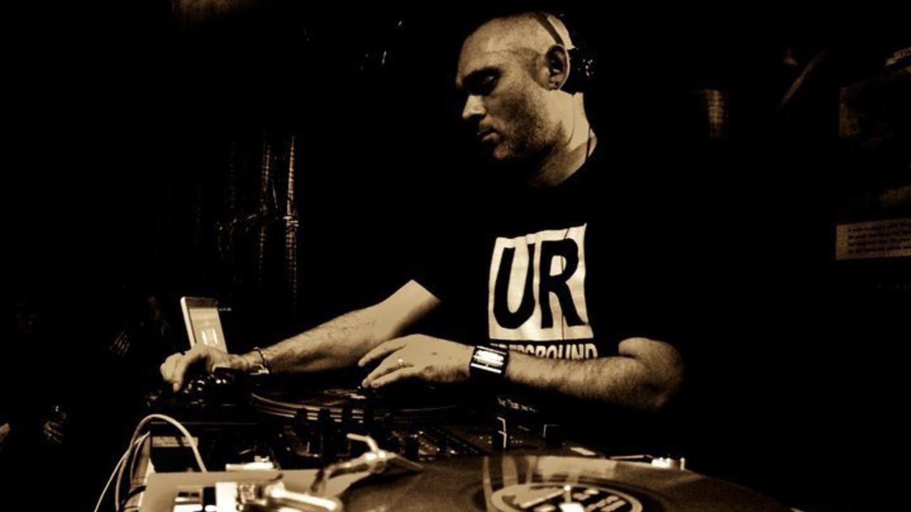 CloudMasterWeed Underground Resistance DJ