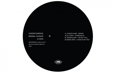 Greek Techno Explored on MOREGENRES Compilation, Overcoming Moral Chaos