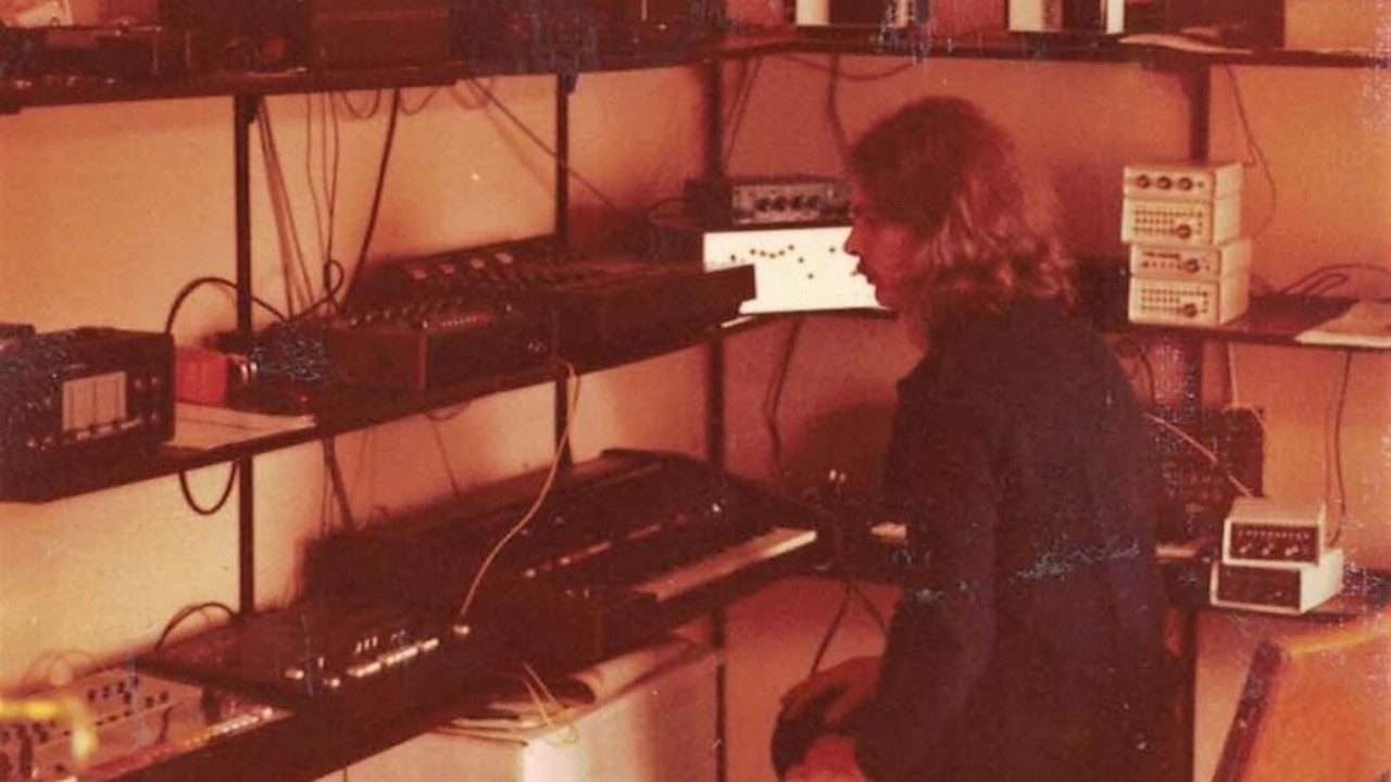 Manfred Fricke 1984 synthesizers