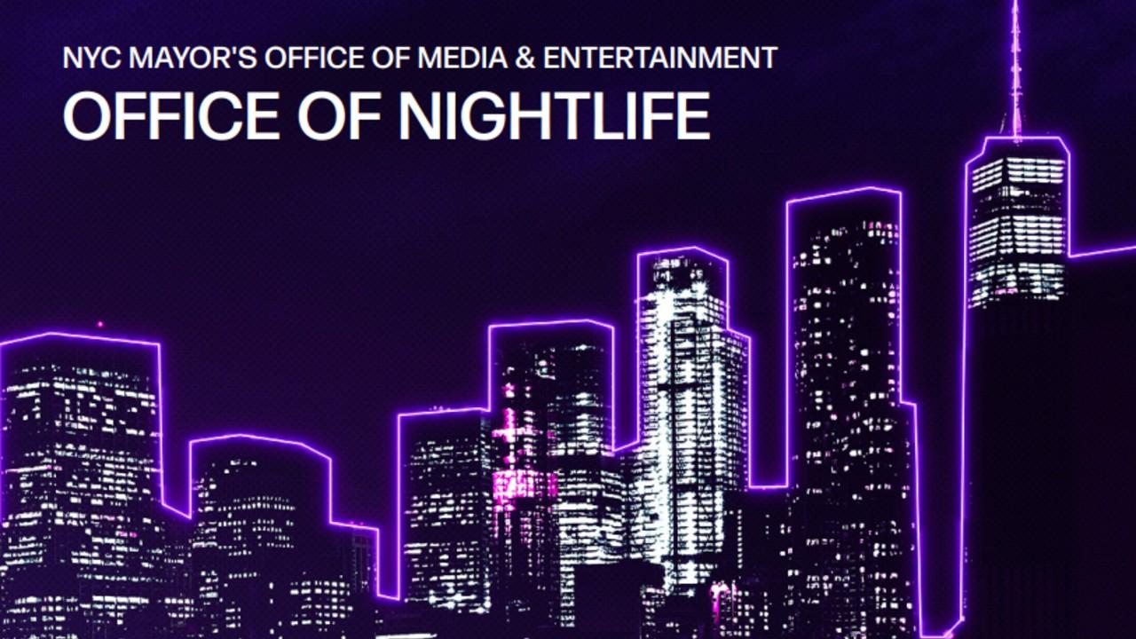 New York City Mayor Office of Nightlife report
