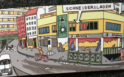Berlin Synth Store SchneidersLaden Has Reopened