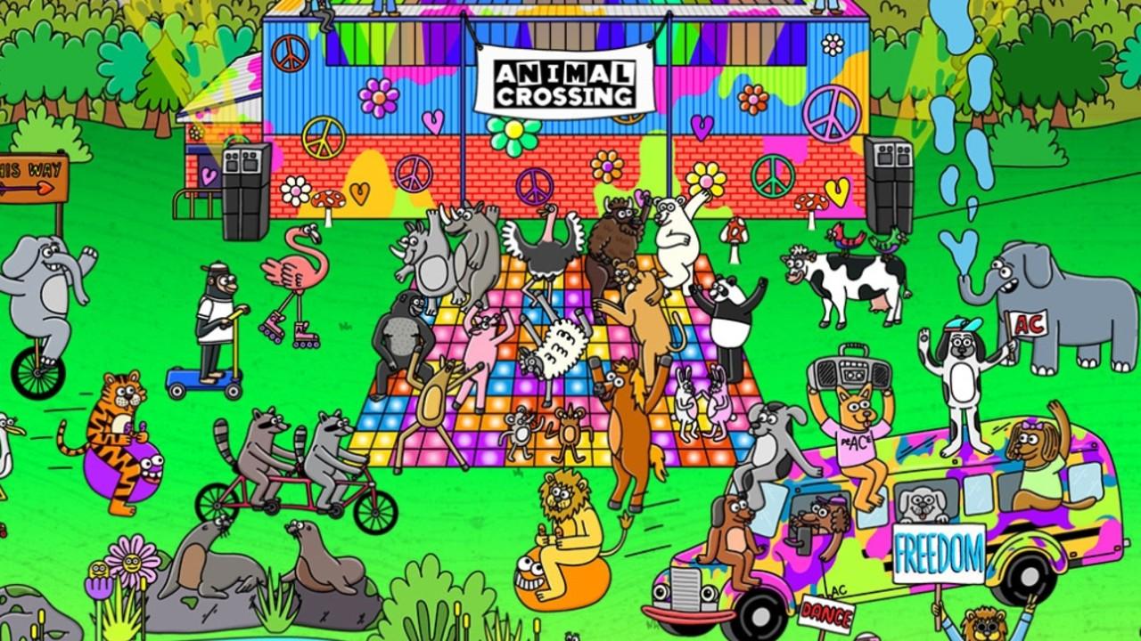 Summer Of Love Festival artwork