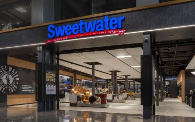Sweetwater Opens 44,000-Square-Foot Store In Fort Wayne, Indiana