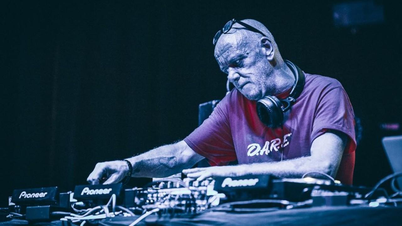 Alex Paterson The Orb DJ
